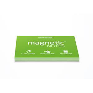 MAGNETIC 磁力便利貼 (綠/ M)
