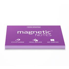 MAGNETIC 磁力便利貼 (紫/ M)