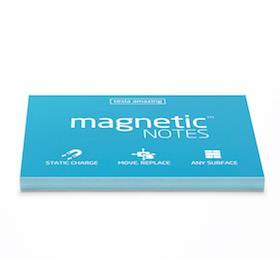 MAGNETIC 磁力便利貼 (藍/ M)
