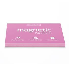 MAGNETIC 磁力便利貼 (粉紅/ M)