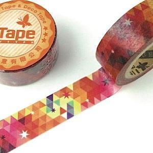 【i-tape】MIT和紙膠帶.絢麗-璀璨光芒