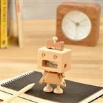 【木匠兄妹】機器人削筆器-Roboni