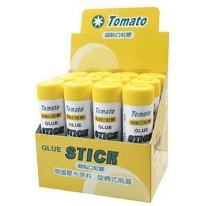 (1盒12支)Tomato GS061超黏口紅膠 21g(大)