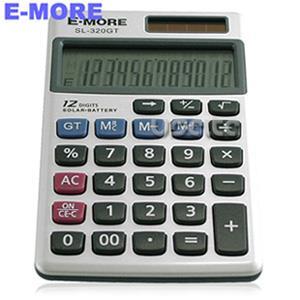 【E-MORE】國家考試專用計算機 SL-320GT-銀