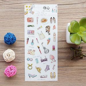 雜貨小物(For Miss)手帳貼紙