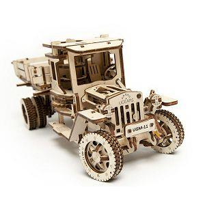 Ugears 自我推進模型 (Truck UGM-11 四輪驅動卡車)