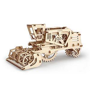 Ugears 自我推進模型 (Combine 聯合收割機)