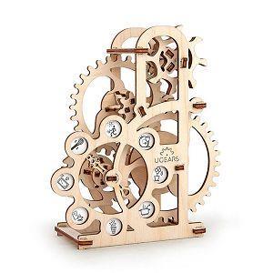 Ugears 自我推進模型 (Dynamometer 幸運輪轉盤)