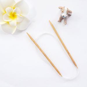 竹製輪針(4.5mm/7號/60CM)