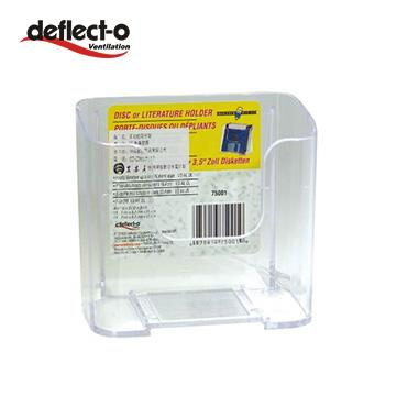 迪多Deflect-o單層低背目錄架-(1/3 A4) 75001