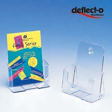 迪多Deflect-o單層低背目錄架A5 74901