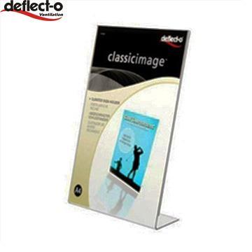 迪多Deflect-o L型標示架(直式)A4 47401