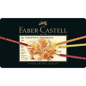 Faber-Castell輝柏 專家級油性色鉛筆-36色