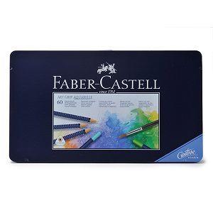 Faber-Castell輝柏 創意工坊水彩色鉛筆-60色
