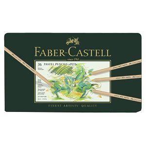 Faber-Castell輝柏 專家級粉彩筆-36色