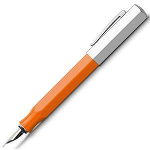 Faber-Castell輝柏 ONDORO系列 鋼筆EF尖-橘色