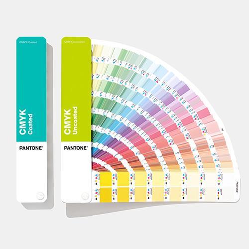 PANTONE GP5101A CMYK四色印刷 | 光面銅版紙 & 膠版紙