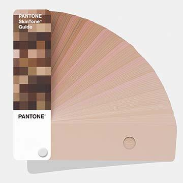 PANTONE STG201 膚色色票 SkinTone Guide