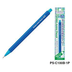 KOKUYO Campus Junior系列六角自動鉛筆PS-C100 0.9mm/藍