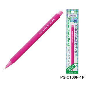KOKUYO Campus Junior系列六角自動鉛筆PS-C100 0.9mm/粉紅