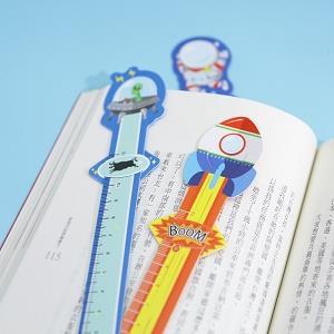 【歐士OSHI】指標書籤(太空系列)3入