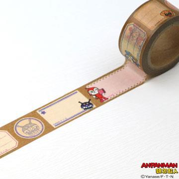 日本麵包超人紙膠帶22.5APS+A