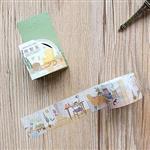 生活系列(理想家)和紙膠帶(3cm*5m)