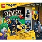 LEGO蝙蝠俠電影 蝙蝠俠文具禮盒組