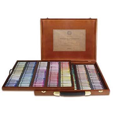 韓國 MUNGYO MPA-200W 專家級 軟粉彩筆 粉彩棒 (圓) 200色 精裝木盒