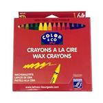 法國 COLOR&CO 兒童無毒蠟筆 64色
