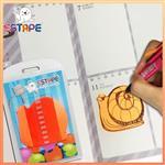 【ESTAPE】Memo造型隨手卡(橙-蝸牛)