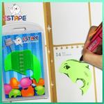 【ESTAPE】Memo造型隨手卡(綠-海豚)