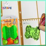 【ESTAPE】Memo造型隨手卡(綠-蝴蝶結)