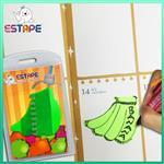 【ESTAPE】Memo造型隨手卡(綠-香蕉)