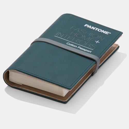 PANTONE FHIC200 紡織棉布版護照 2310色
