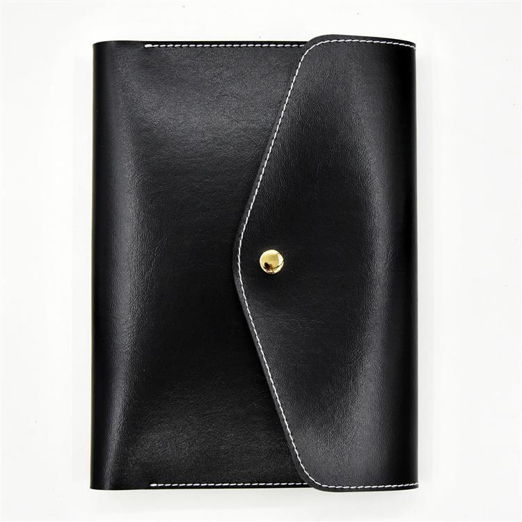 【Leatai 磊泰】純手工復古手拿包書衣( 活頁本介紙1.0 / 鋼筆適用紙) + 客製化雷雕