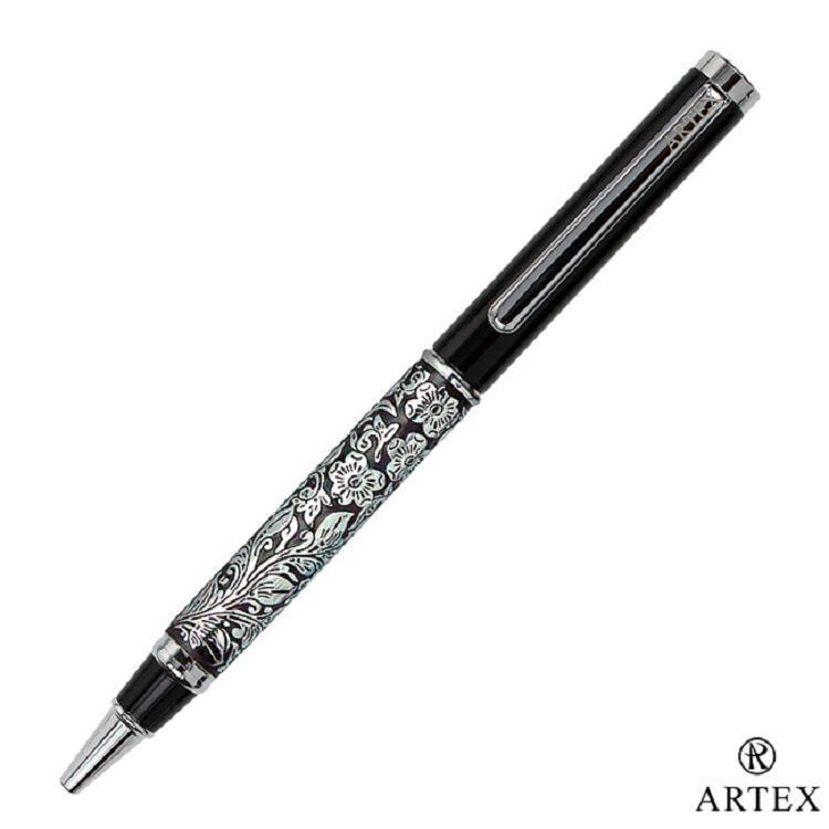 ARTEX 極致半節中性鋼珠筆 夏日扶桑