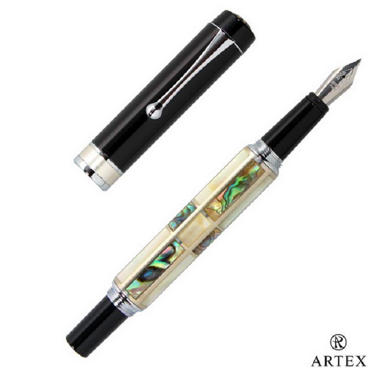 ARTEX 法蘭克貝殼鋼筆