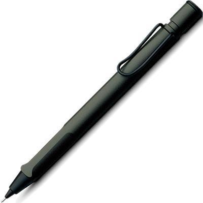 LAMY SAFARI狩獵者系列0.5mm自動鉛筆/霧黑