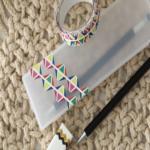 WAMONO日本製蕾絲膠帶「鑽石糖果」