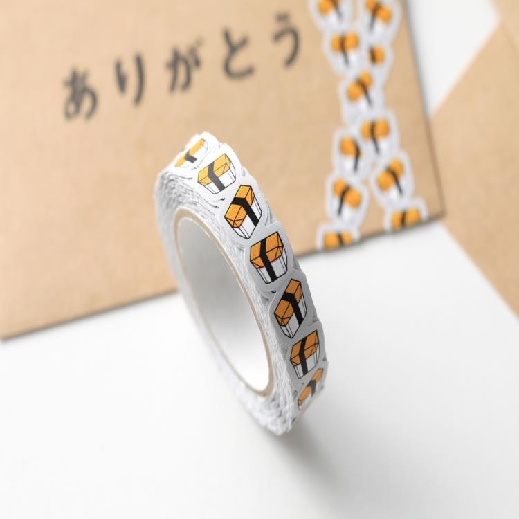 WAMONO日本製蕾絲膠帶「壽司達人」