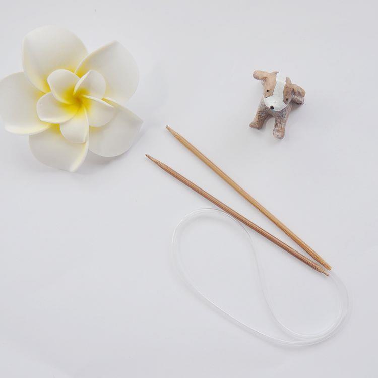 竹製輪針(4.5mm/7號/80CM)
