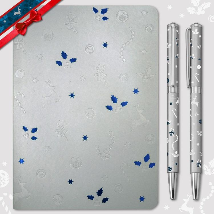 【IWI】聖誕禮盒組-藍
