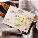 【七三茶堂】茶包明信片-三峽碧螺春(北台灣)