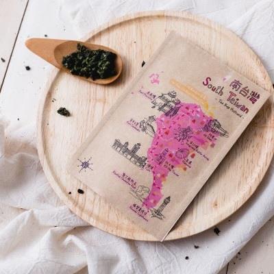 【七三茶堂】茶包明信片-阿里山高山金萱(南台灣) 賞味期至2019.11.01