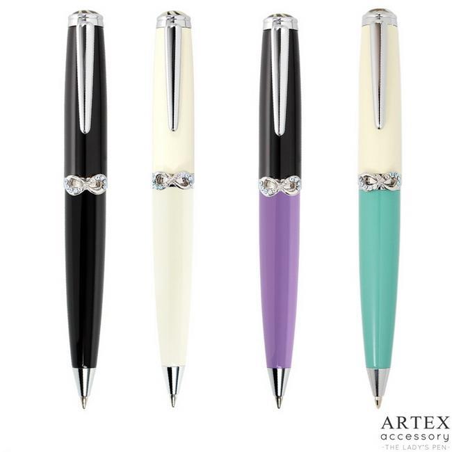 ARTEX accessory無限原子筆-米白