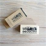 木質橡膠印章 04.展覽-旅行記憶系列