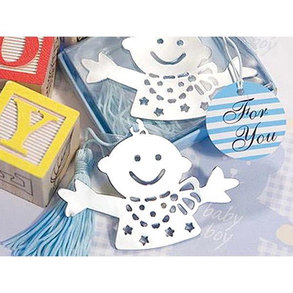 婚禮小物!彌月禮!青梅竹馬SMILE開心跳舞小孩書籤禮盒(隨機出貨)