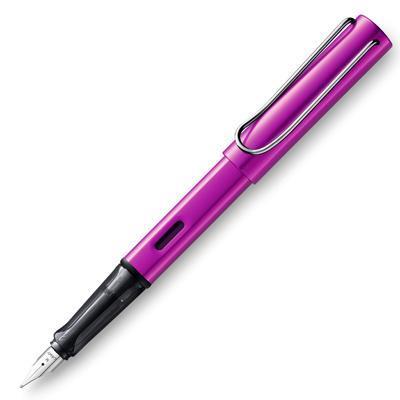 LAMY AL-Star恆星鋼筆 2018 vibrant pink限量紫焰紅-鋼筆(EF尖)