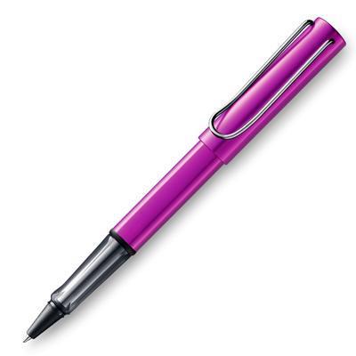 LAMY AL-Star恆星鋼筆 2018 vibrant pink限量紫焰紅-鋼珠筆
